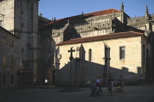 Pontevedra's carless old quarter #street #pontevedra #galicia #spain #t3mujinpack
