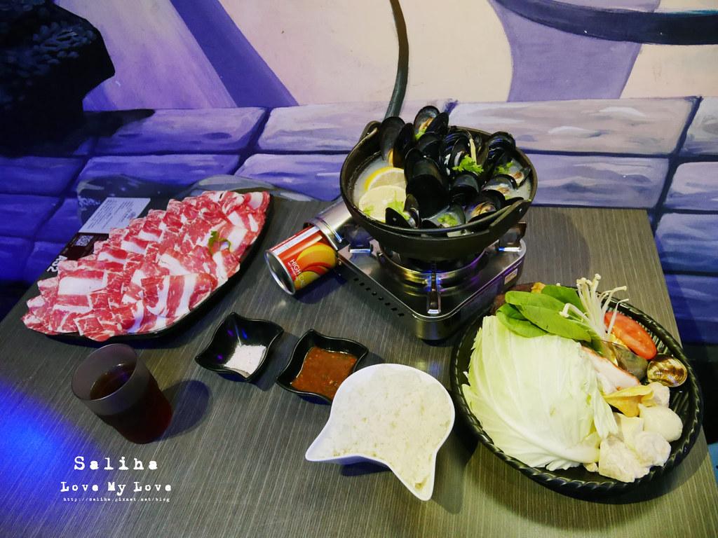 新北中和大份量好吃海鮮螃蟹火鍋餐廳推薦水貨炭火烤魚中和店 (3)