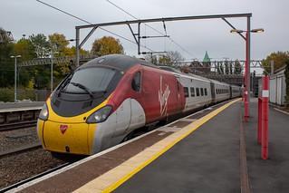 Virgin Trains 390039