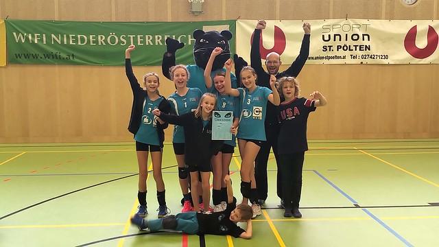 U13 Turnier 21.10.2018 in St. Pölten