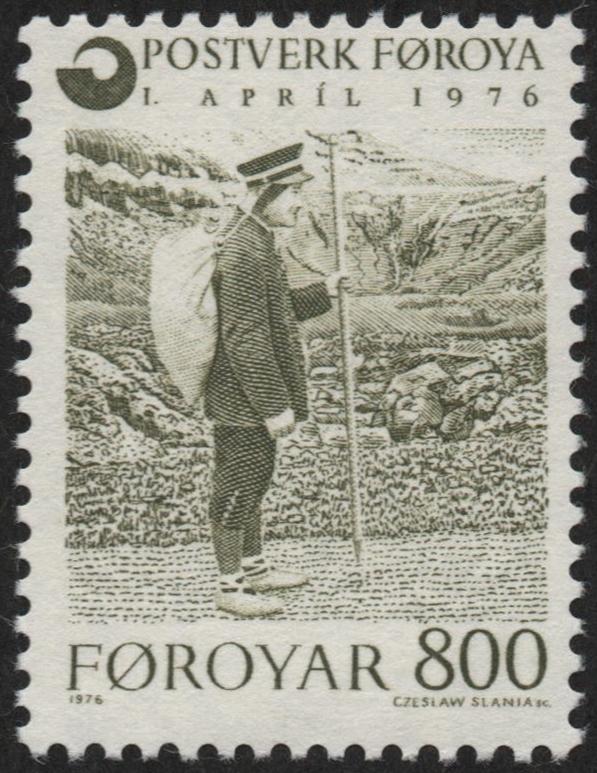 Faroe Islands - Scott #23 (1976)