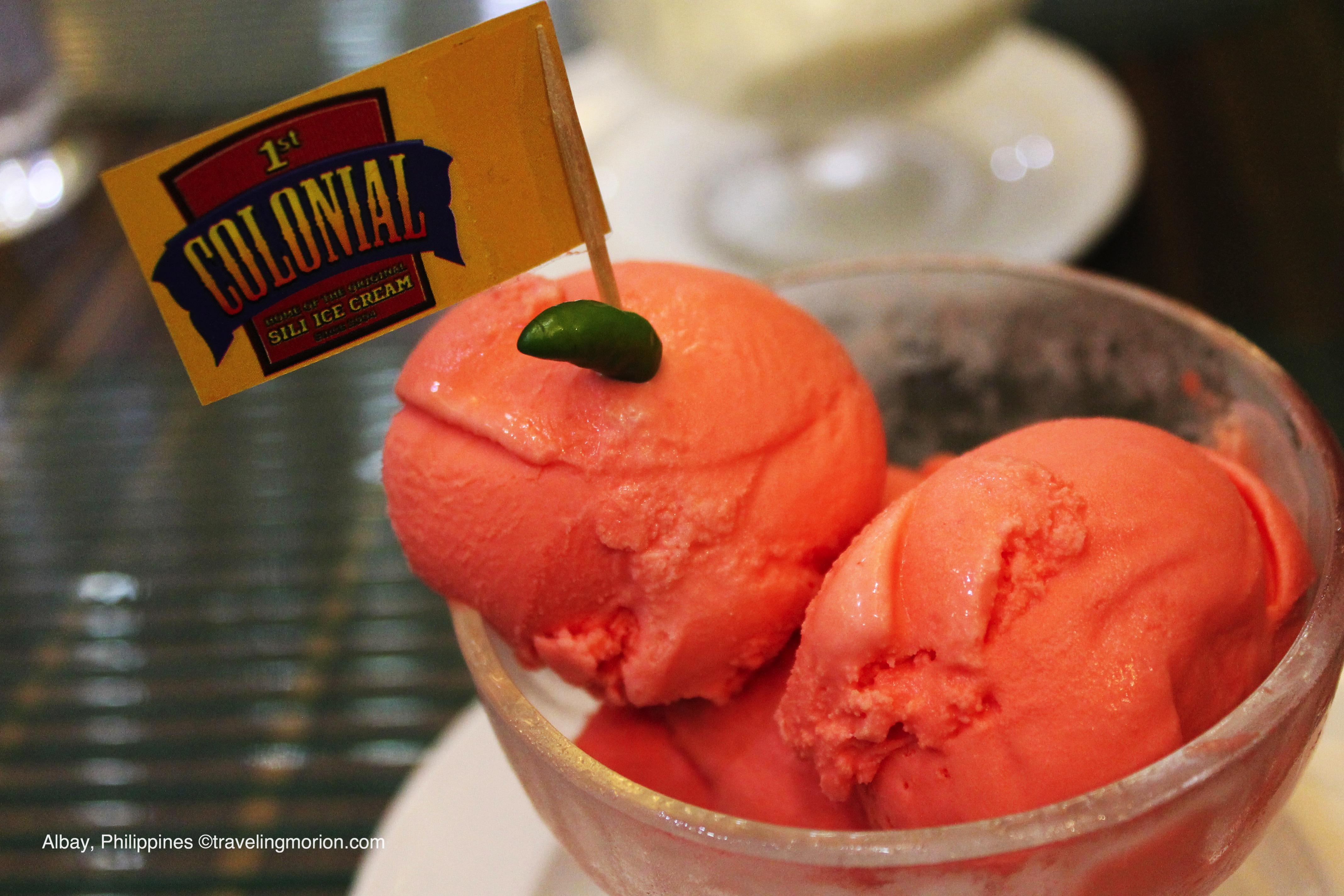 Sili Ice Cream