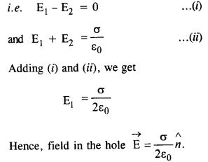 NCERT Solutions for Class 12 physics Chapter 1.31