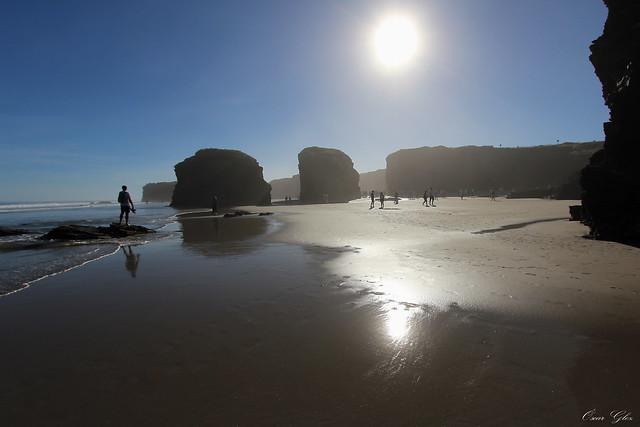 Playa de Las Catedrales, Canon EOS 600D, Canon EF-S 10-22mm f/3.5-4.5 USM