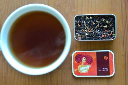 Aries Chai Tea