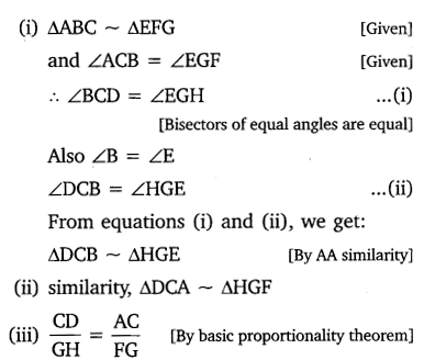 NCERT Solutions for Class 10 Maths Chapter 6 Triangles 42