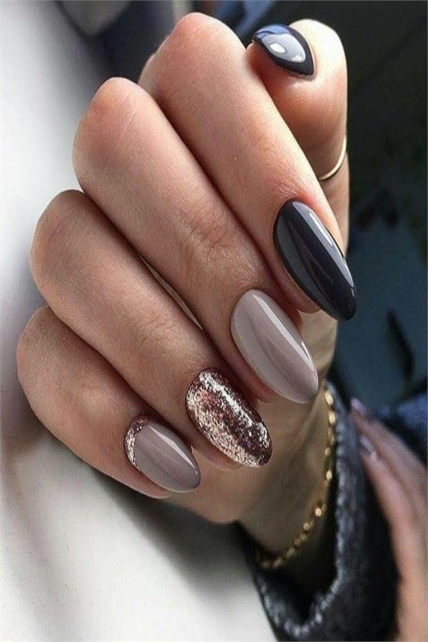 Top Trendy 57 Ideas For Acrylic & Gel Nail Art #nail_art_ideas #nail_art_design #gel_nail_art #acrylic_nails