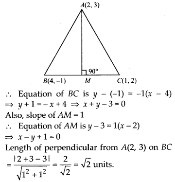 NCERT Solutions for Class 11 Maths Chapter 10 Straight Lines 53