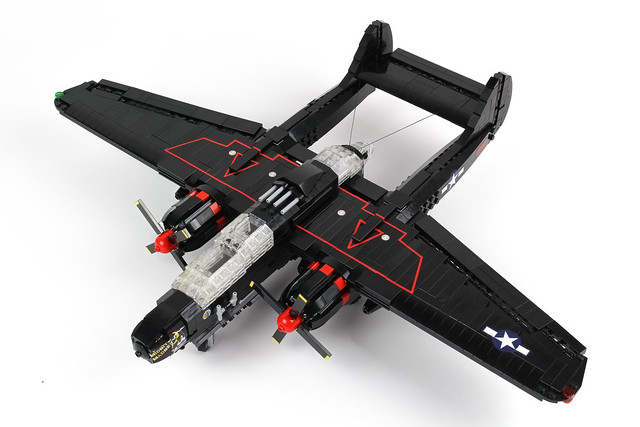 P-61B Black Widow, Canon EOS REBEL SL1, Canon EF-S 18-55mm f/3.5-5.6 IS STM
