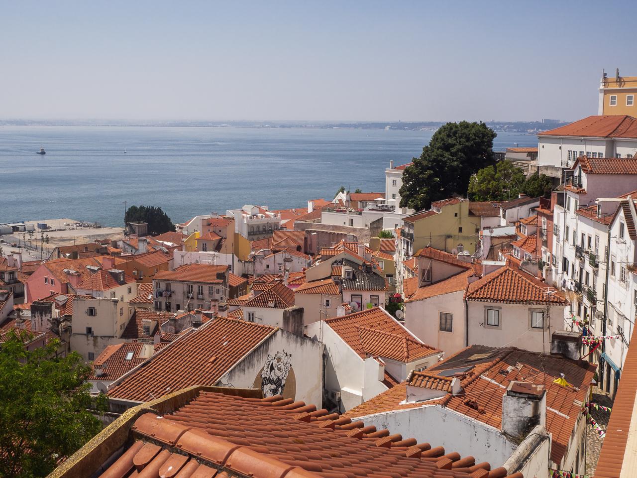 Syitä rakastua Lissaboniin