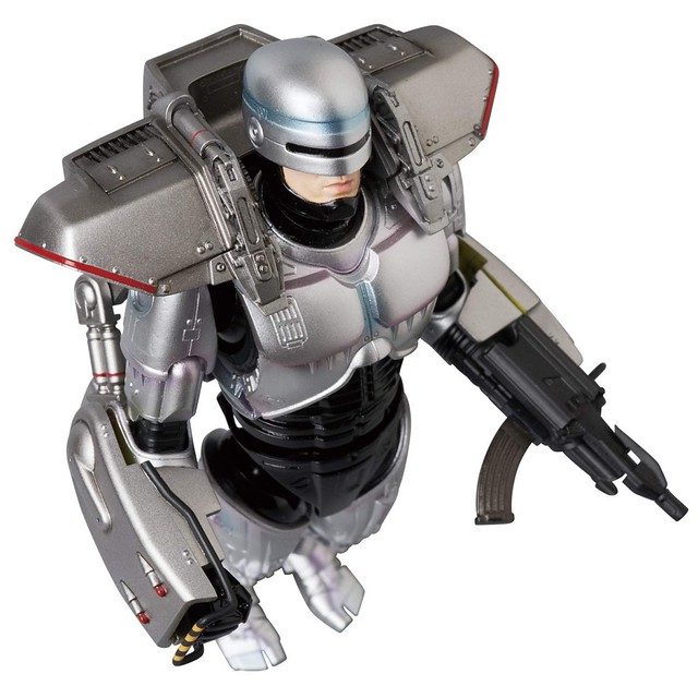 Mafex RoboCop 3 with Jetpack !