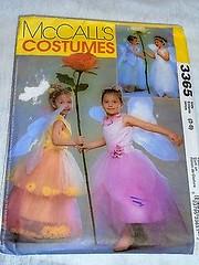 McCall's M3365 Fairy Costume