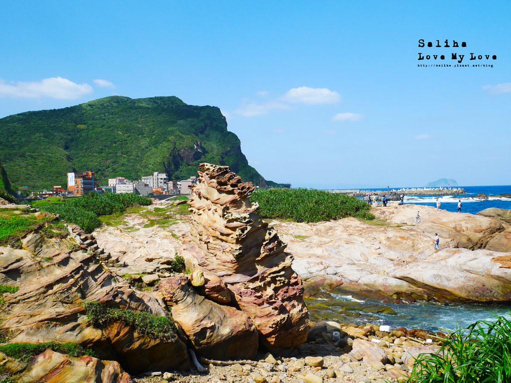 北海岸東北角景點一日遊推薦南雅奇石 (5)