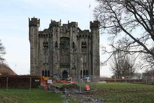 Sunderland, Hylton Castle