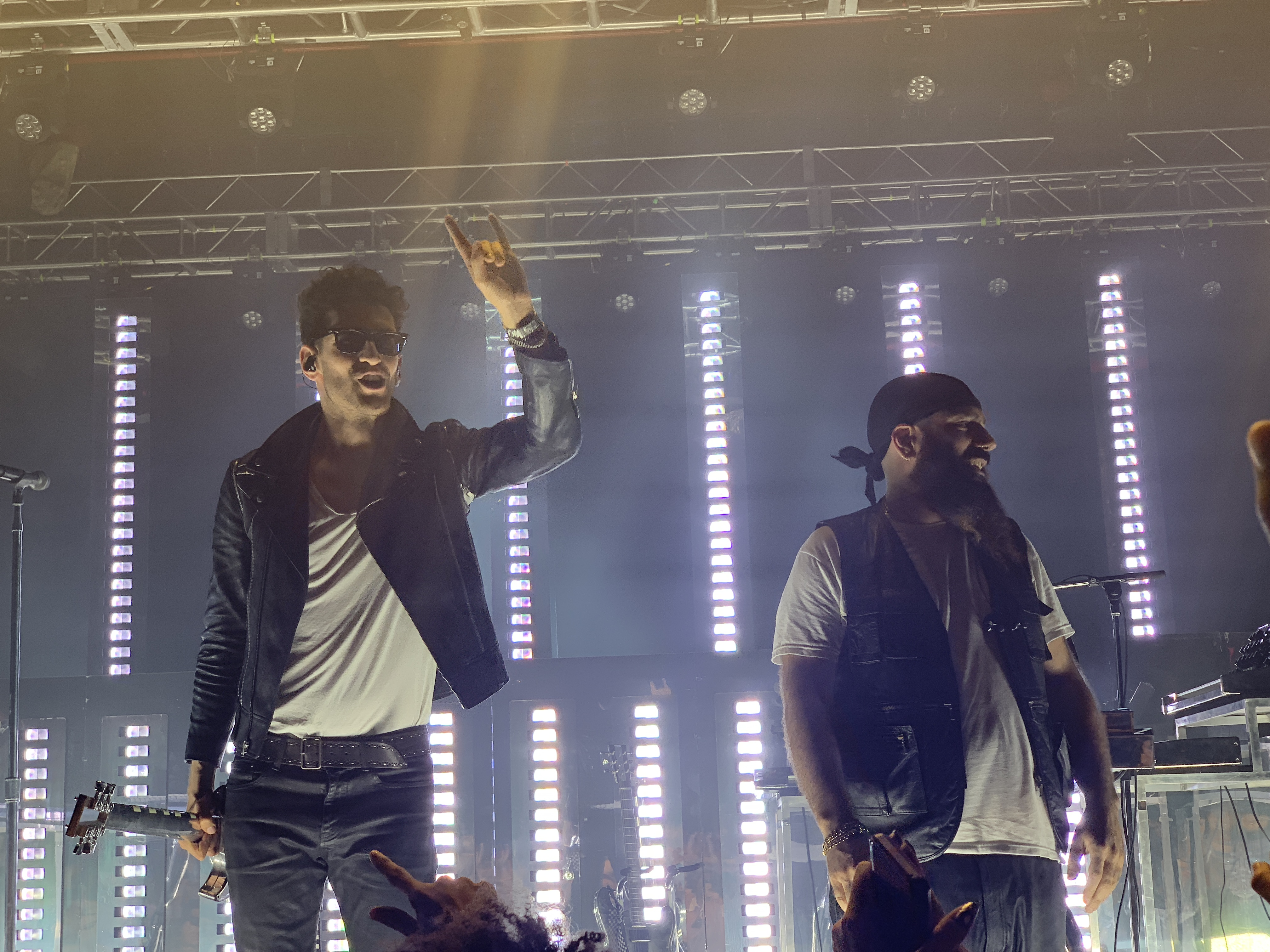 Chromeo Head over Heels Tour Charlotte 2018.