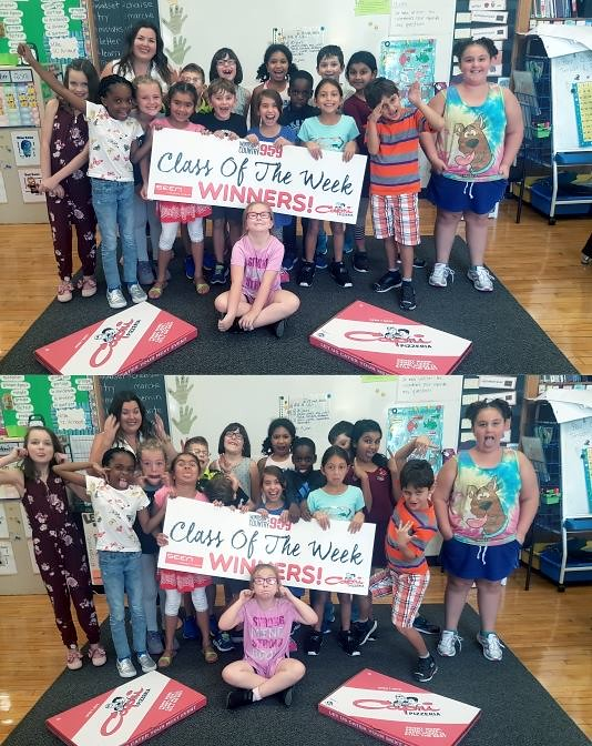 Class of the Week pic Sept 19