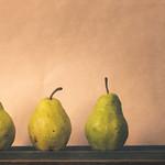 bartlett pears