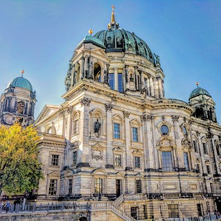Image de Berlin Cathedral. deutschland germany berlin hauptstadt capital berlinerdom cathedral architektur architecture instagram googlepixel