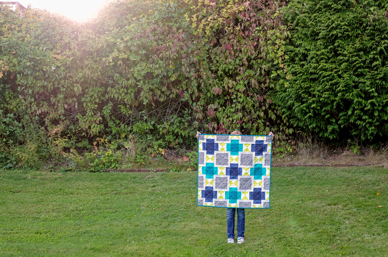 The Mary Quilt - Baby Version