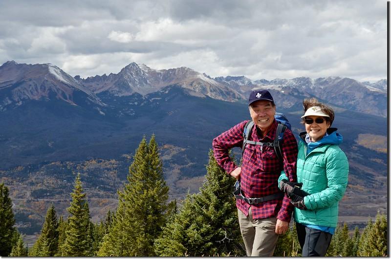 Taken from Ptarmigan Peak Trail near 11,600 ft (86)