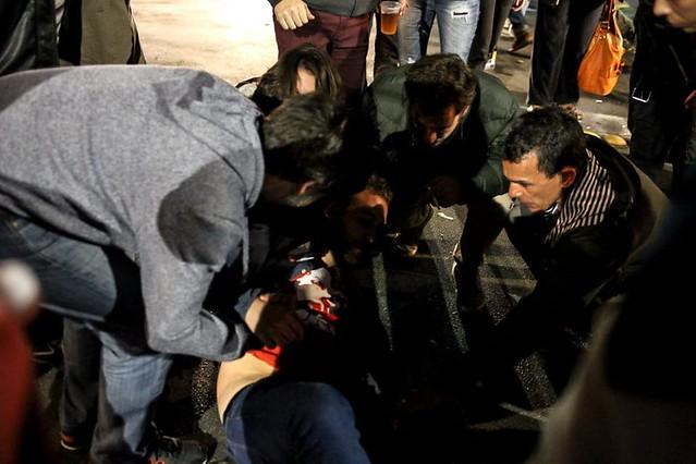 Jornalista Guilherme Daldin vestia uma camiseta com a imagem do ex-presidente Lula quando foi atropelado - Créditos: Divulgação