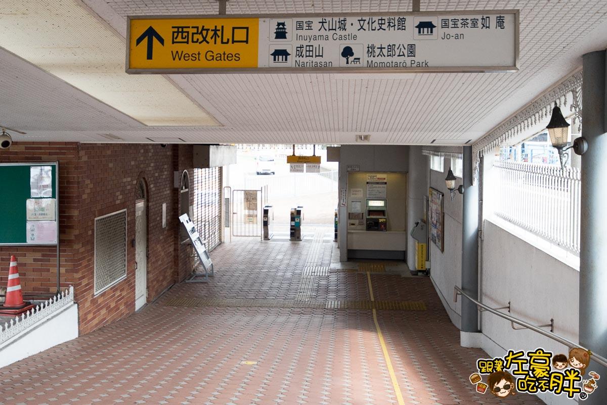 日本名古屋 犬山城+老街(中部探索之旅)-16