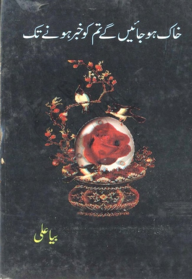 khak ho Jaen Gy Hum Tum Ko Khabar Hony Tak Complete Novel By Bia Ali