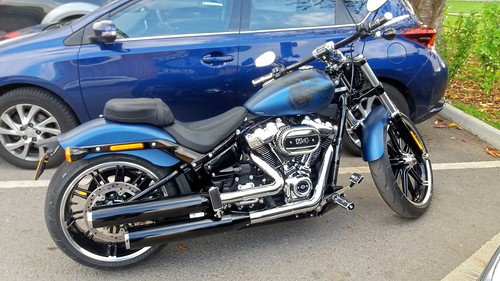 Harley-Davidson 19.10.2018