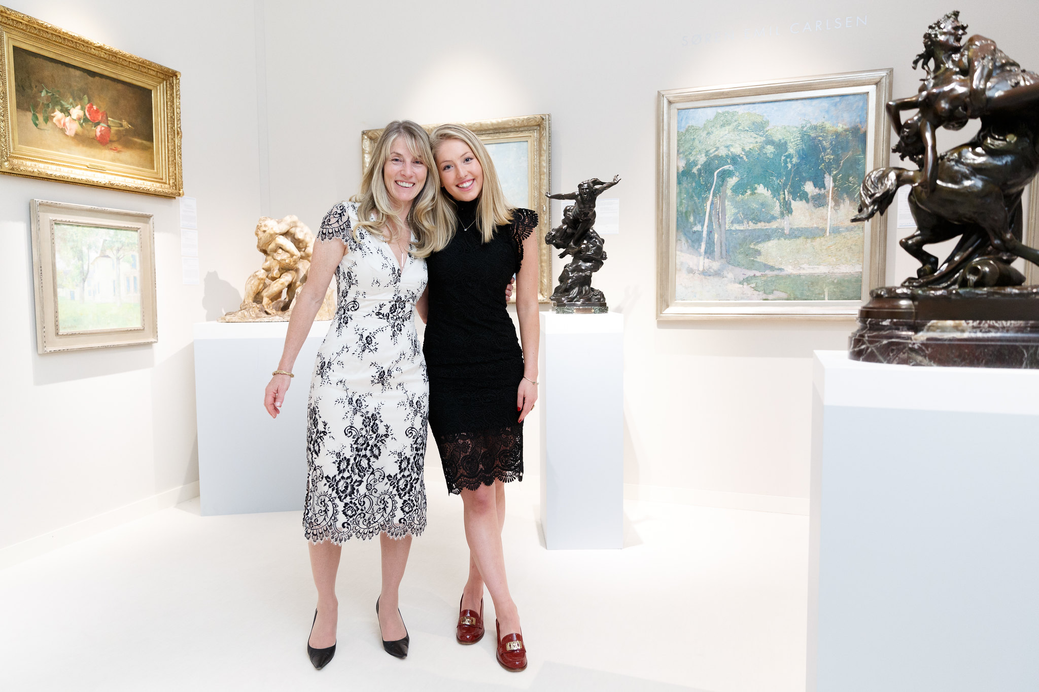 The Opening Night of TEFAF NY : Fall 2018