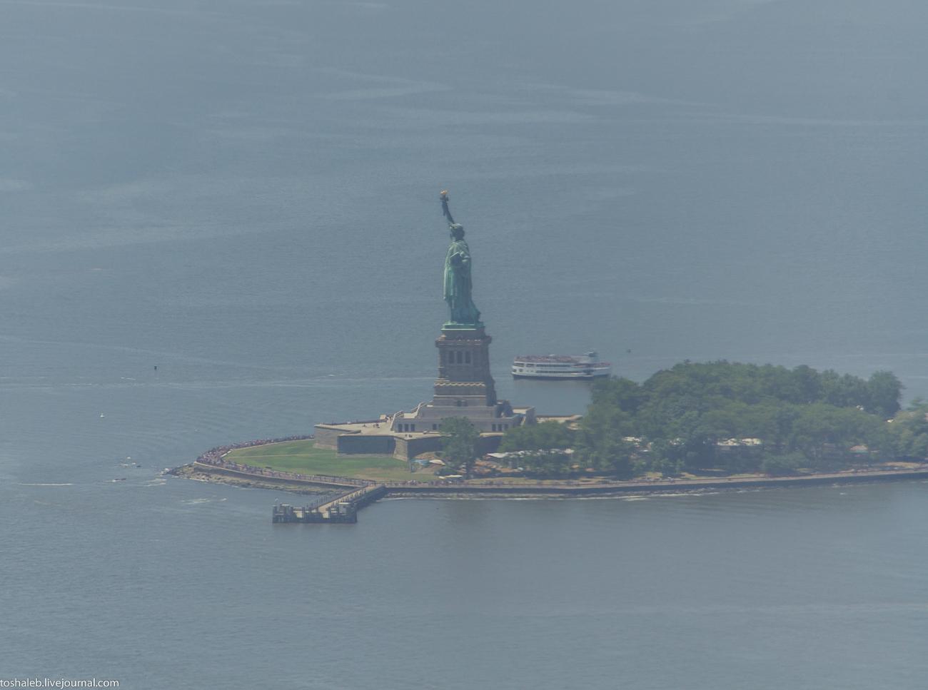 Нью-Йорк_обсерватория One World-50