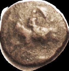 Knossos Labyrinth Bronze obverse