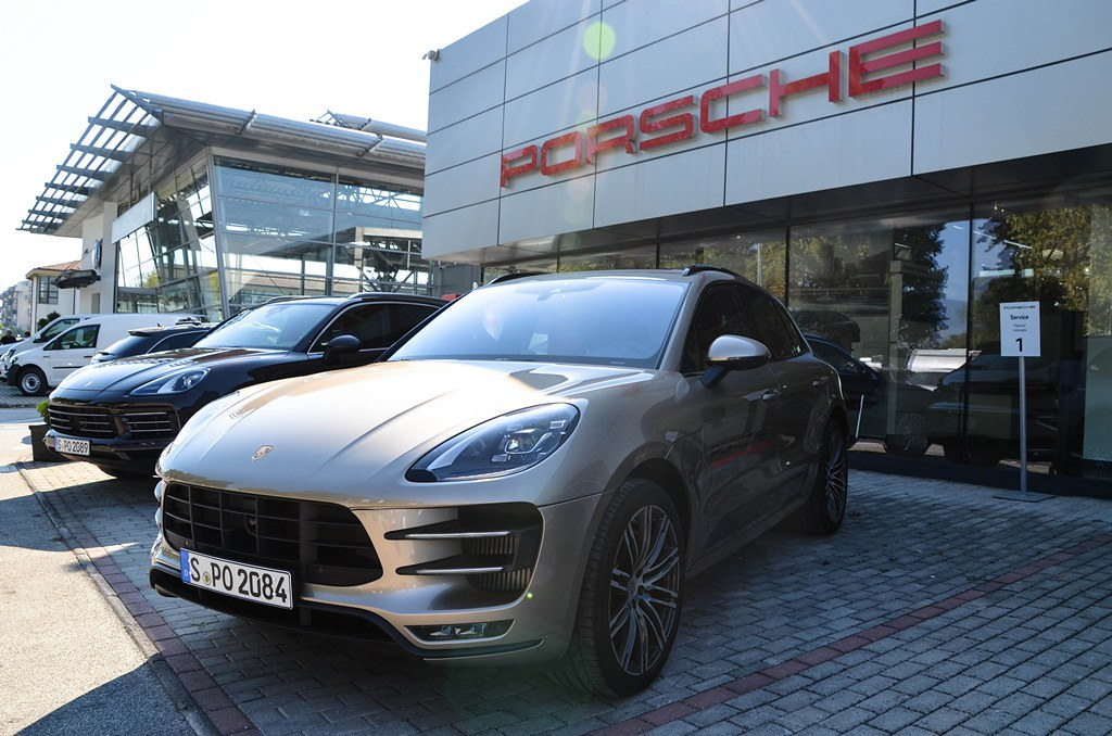 Porsche Experience, Makedonija 7