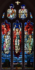 Ascension of Christ (William Glasby, 1926)