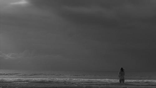 Ocean Light Woman