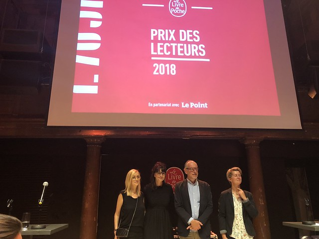 Prix livre de poche 2018