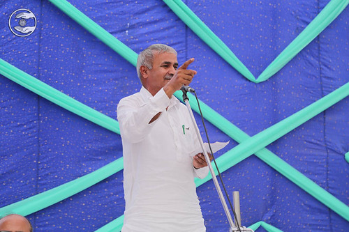 Madan Shekhpuri from Yamuna Nagar, expresses his views