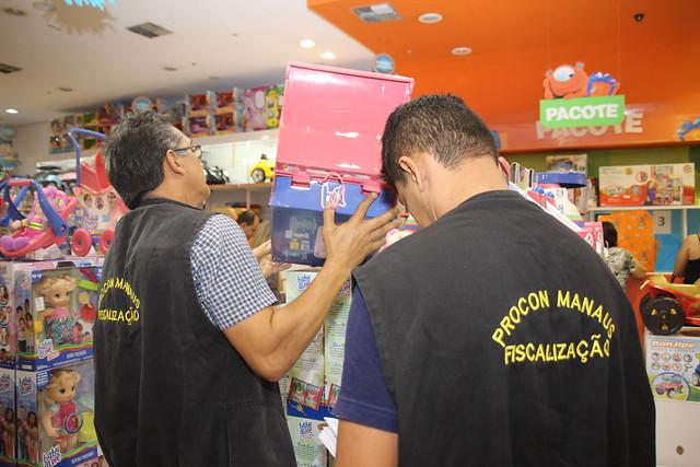 11.10.18. Fiscalização - Procon Manaus