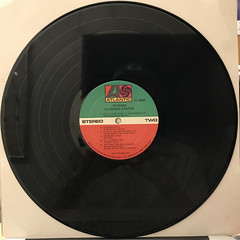 CLARENCE CARTER:PATCHES(RECORD SIDE-B)