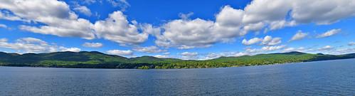 thetownoflakegeorgeny lakegeorgeny roncogswell lakegeorgenypanorama viewnorthonlakegeorgeny