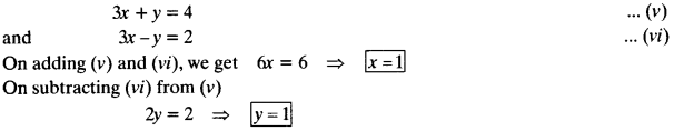 NCERT Solutions for Class 10 Maths Chapter 3 Pair of Linear Equations in Two Variables 83
