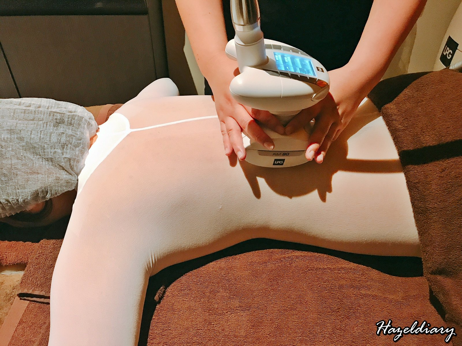 D'skin and Shou slimming Century Square-LPG Treatment-1