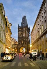 Пороховая Башня, Прага  Gunpowder Tower, Prague