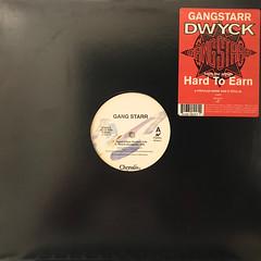 GANG STARR:DWYCK(JACKET A)