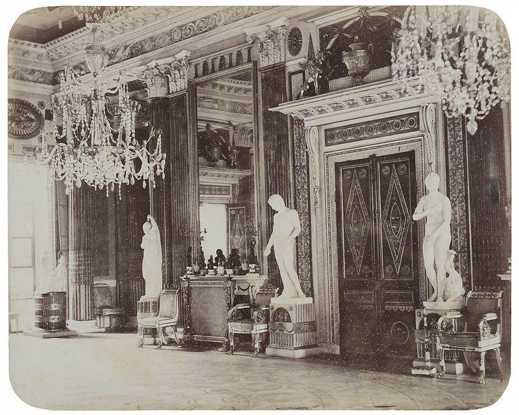 Останкинский дворец. Итальянский павильон. 1868-1870.