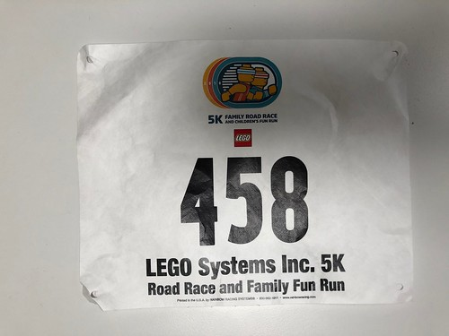 #80 Enfield: LEGO Systems Inc. 5K