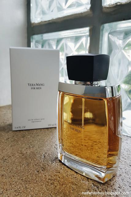 halfwhiteboy - Vera Wang for Men EDT