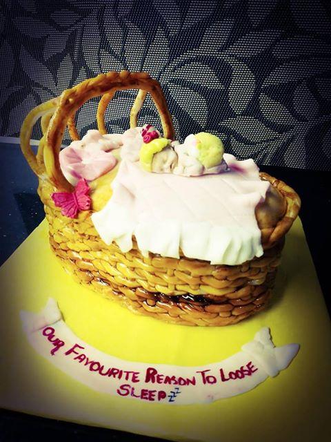 Cake by Abeerah Adnan