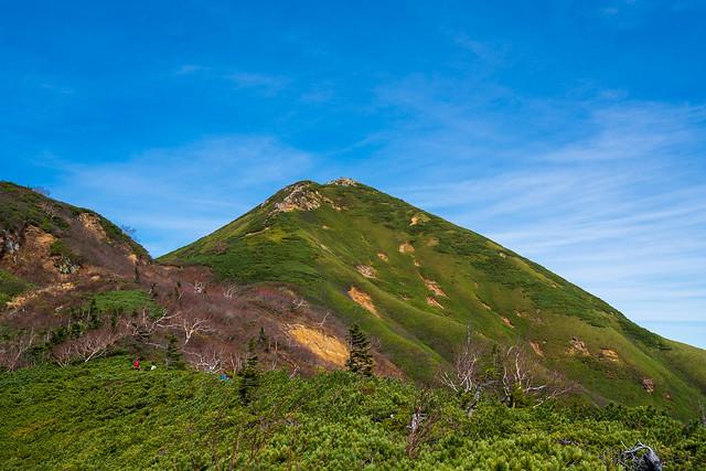 俎嵓@ミノブチ岳
