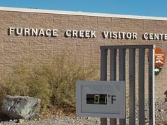 Furnace Creek Visitors Center