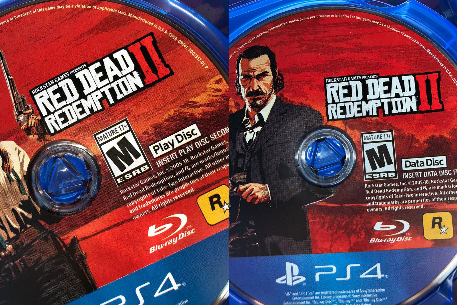 Die Dateigröße von Red Dead Redemption 2 ist …